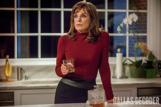 Dallas, Like Father Like Son, Linda Gray, Sue Ellen Ewing, TNT