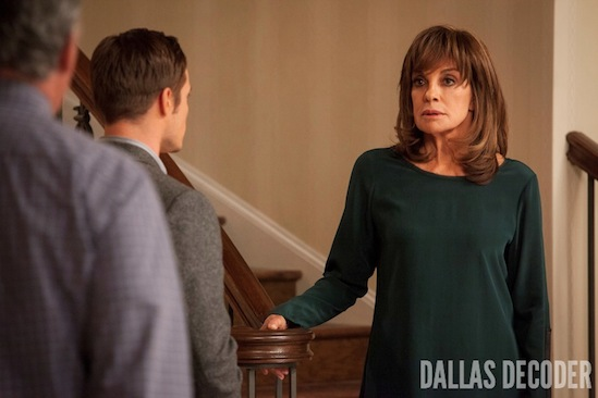 Dallas, Like a Bad Penny, Linda Gray, Sue Ellen Ewing, TNT