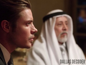 Dallas, John Ross Ewing, Josh Henderson, Like a Bad Penny, TNT