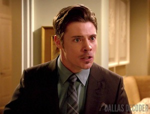 Dallas, John Ross Ewing, Josh Henderson, LIke Father Like Son, TNT