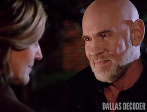 Ann Ewing, Brenda Strong, Dallas, Harris Ryland, Mitch Pileggi, TNT, Where There's Smoke
