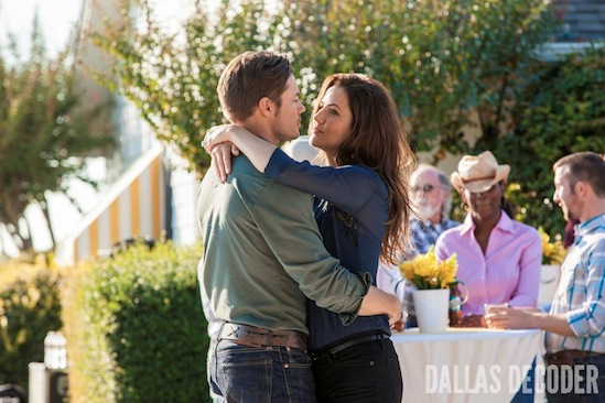 Dallas, John Ross Ewing, Josh Henderson, Julie Gonzalo, Pamela Rebecca Barnes Ewing, TNT