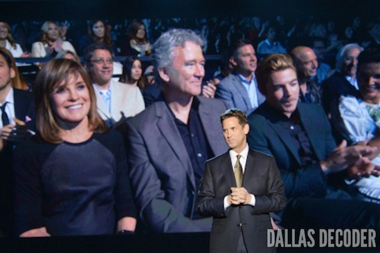 Dallas, Josh Henderson, Linda Gray, Michael Wright, Patrick Duffy, TNT