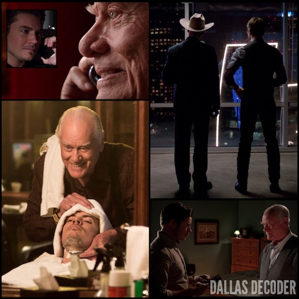 Dallas, John Ross Ewing, Josh Henderson, J.R. Ewing, Larry Hagman, TNT