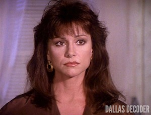 Dallas, Margaret Michaels, Pam Ewing