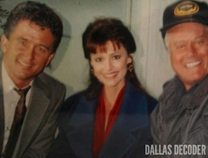 Dallas, Larry Hagman, Margaret Michaels, Patrick Duffy