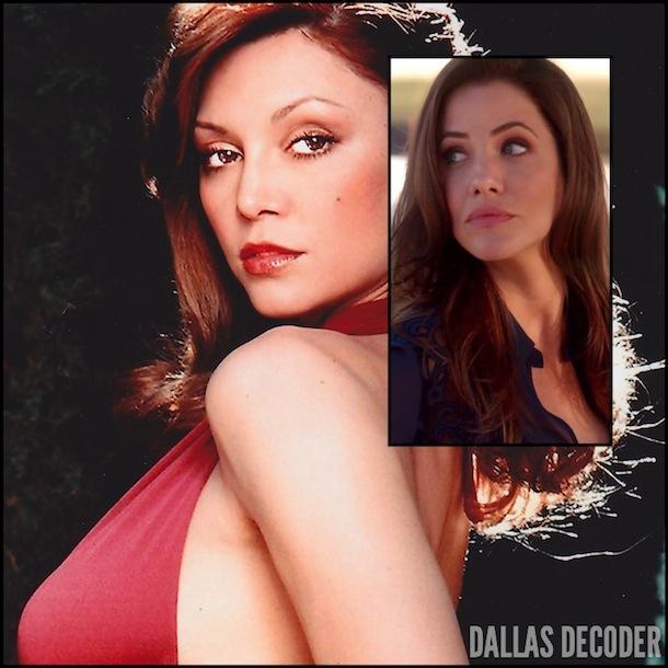 Dallas, Julie Gonzalo, Pam Ewing, Pamela Rebecca Barnes Ewing, TNT, Victoria Principal