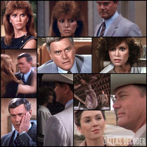 Dallas, J.R. Ewing, Larry Hagman, Pam Ewing, Victoria Principal