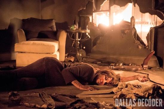 Dallas, Denial Anger Acceptance, Linda Gray, Sue Ellen Ewing, TNT
