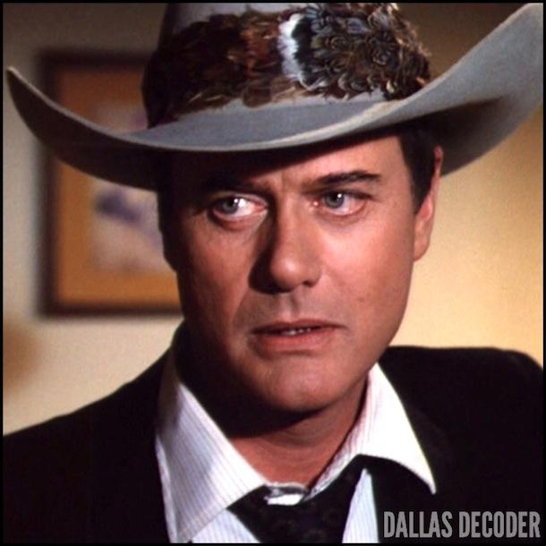 Dallas, J.R. Ewing, Larry Hagman