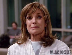 Dallas, Denial Anger Acceptance, Linda Gray, Sue Ellen Ewing, TNT