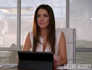 Dallas, Julie Gonzalo, Pamela Rebecca Barnes Ewing, TNT