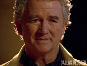 Bobby Ewing, Boxed In, Dallas, Patrick Duffy, TNT