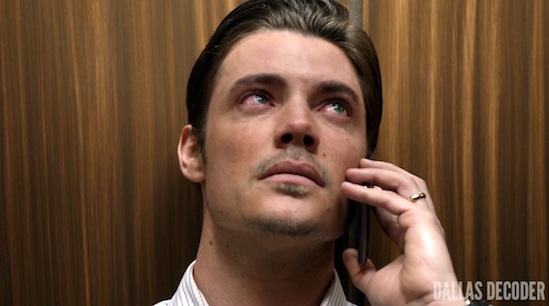 Brave New World, Dallas, John Ross Ewing, Josh Henderson, TNT, Which Ewing Dies?