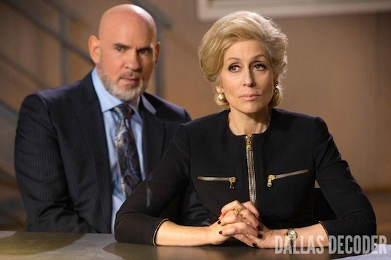 Dallas, Harris Ryland, Judith Light, Judith Ryland, Mitch Pileggi, TNT, Victims of Love