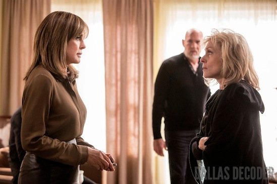 Dallas, Judith Light, Judith Ryland, Linda Gray, Sue Ellen Ewing, TNT
