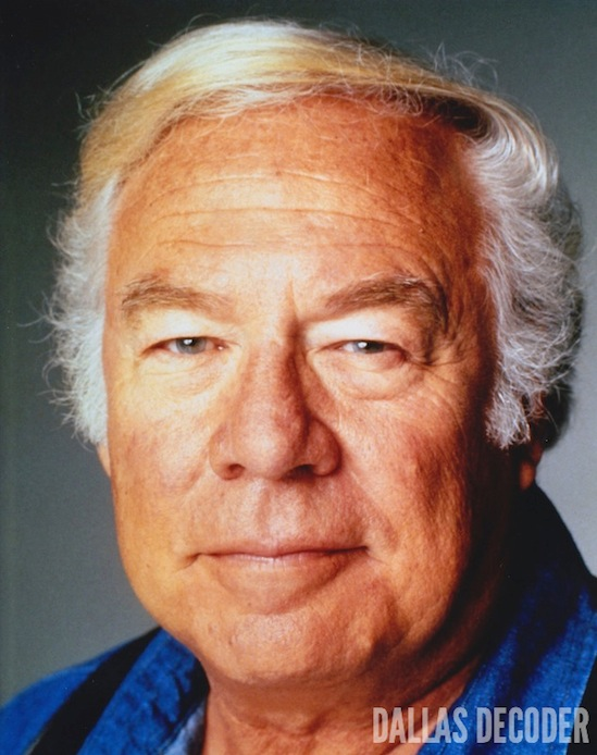 Carter McKay, Dallas, George Kennedy