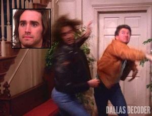 Bobby Ewing, Dallas, J. Eddie Peck, Patrick Duffy, Tommy McKay