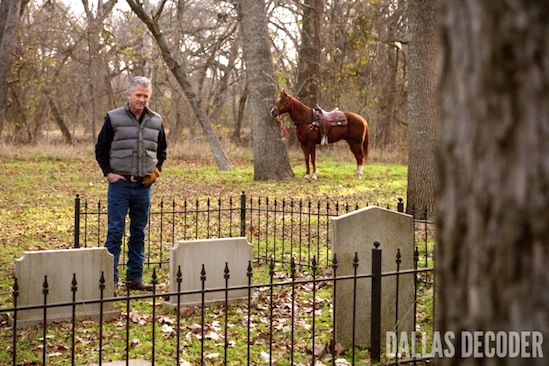 Dallas, TNT, Which Ewing Dies