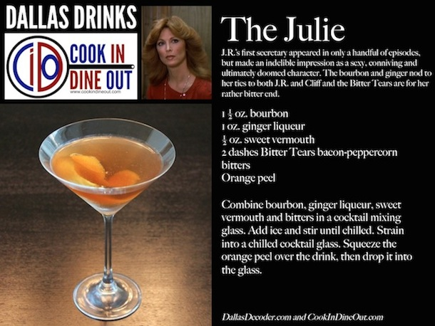 Dallas, Julie Grey, Tina Louise