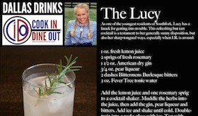 Dallas Drinks - The Lucy featured image