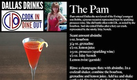 Dallas Drinks - The Pam featured image