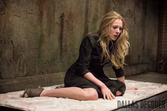 Boxed In, Dallas, Emma Bell, Emma Ryland, TNT