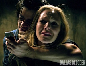 Antonio Jaramillo, Boxed In, Dallas, Emma Bell, Emma Ryland, TNT