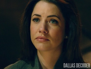 Dallas, Julie Gonzalo, Pamela Rebecca Barnes Ewing, TNT, Victims of Love