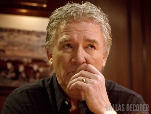 Bobby Ewing, Dallas, Patrick Duffy, TNT, Victims of Love