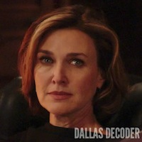 Ann Ewing, Brenda Strong, Dallas, TNT, Which Ewing Dies