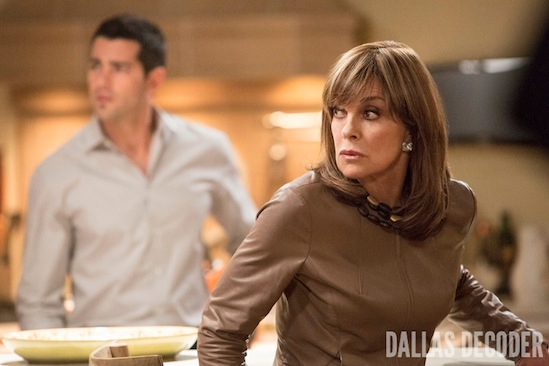 Christopher Ewing, Dallas, Endgame, Jesse Metcalfe, Linda Gray, Sue Ellen Ewing, TNT, Which Ewing Dies