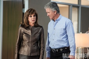 #SaveDallas, Bobby Ewing, Dallas, Linda Gray, Patrick Duffy, Save Dallas, Sue Ellen Ewing, TNT
