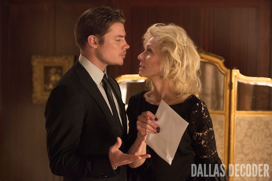 Dallas, John Ross Ewing, Josh Henderson, Judith Light, Judith Ryland, TNT