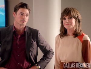 Dallas, John Ross Ewing, Josh Henderson, Linda Gray, Save Dallas, Sue Ellen Ewing, TNT