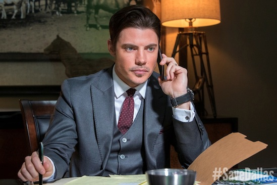 #SaveDallas, Dallas, John Ross Ewing, Josh Henderson, Save Dallas