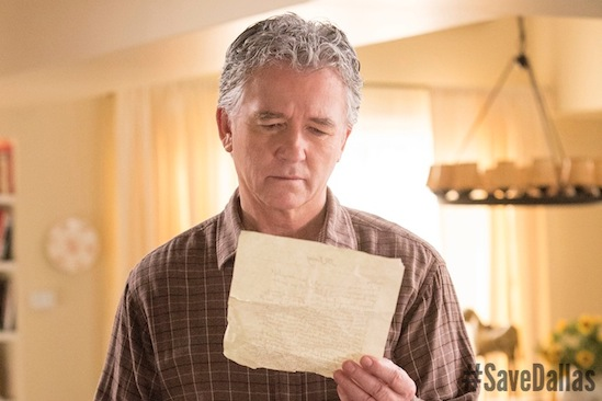#SaveDallas, Bobby Ewing Patrick Duffy, Save Dallas