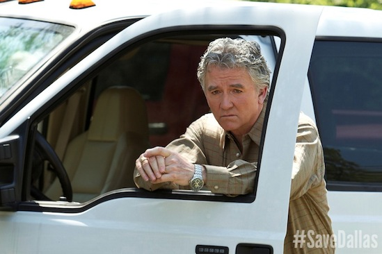 #SaveDallas, Bobby Ewing, Dallas, Patrick Duffy, Save Dallas