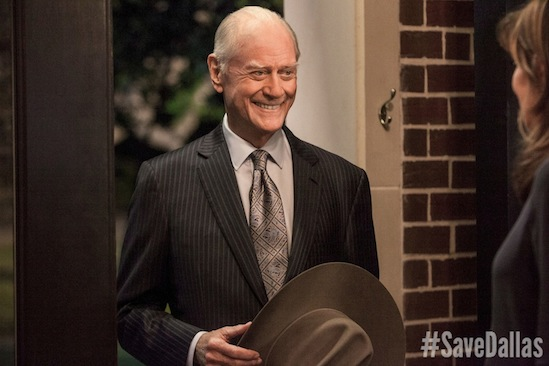 #SaveDallas, J.R. Ewing, Larry Hagman, Save Dallas, TNT