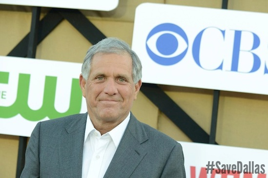 #SaveDallas,CW,  Les Moonves, Save Dallas