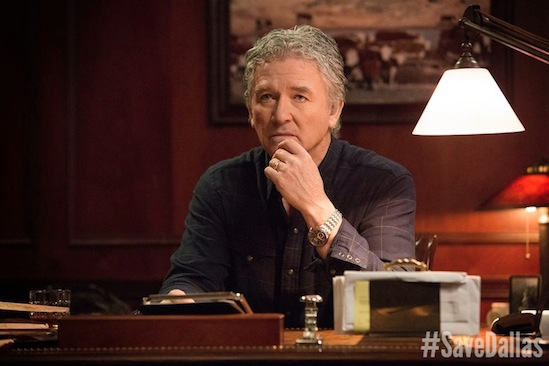#SaveDallas, Bobby Ewing, Dallas, Patrick Duffy, Save Dallas, TNT