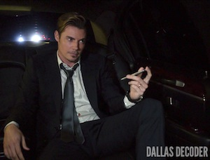 #SaveDallas, John Ross Ewing, Josh Henderson, Save Dallas, TNT