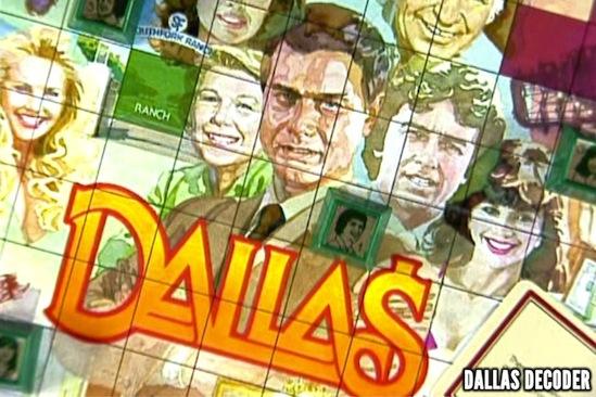 Barbara Bel Geddes, Bobby Ewing, Charlene Tilton, Dallas, Dallas game, Jim Davis, Jock Ewing, J.R. Ewing, Larry Hagman, Linda Gray, Lucy Ewing, Pam Ewing, Patrick Duffy, Sue Ellen Ewing, Victoria Principal
