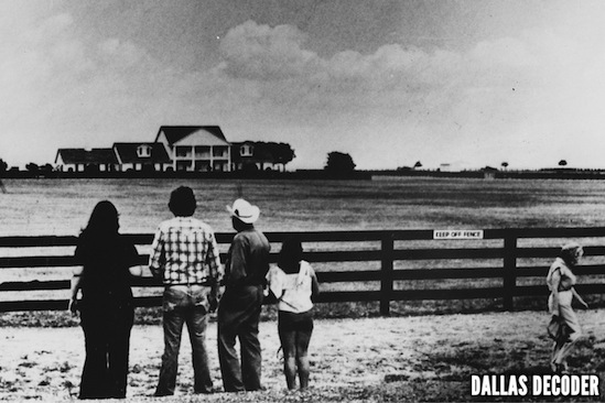 Dallas, 1980, Southfork