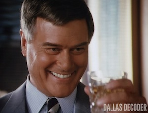 Dallas, Fools Rush In, J.R. Ewing, Larry Hagman