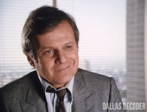 Cliff Barnes, Dallas, Fools Rush In, Ken Kercheval