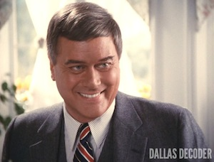Dallas, J.R. Ewing, Larry Hagman, True Confessions