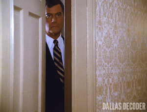 Dallas, J.R. Ewing, Larry Hagman, Turning Point