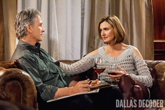 Ann Ewing, Bobby Ewing, Brenda Strong, Dallas, Dallas: The Complete Third Season, Patrick Duffy, TNT