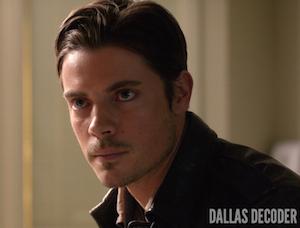 Dallas, Dead Reckoning, John Ross Ewing, Josh Henderson, TNT